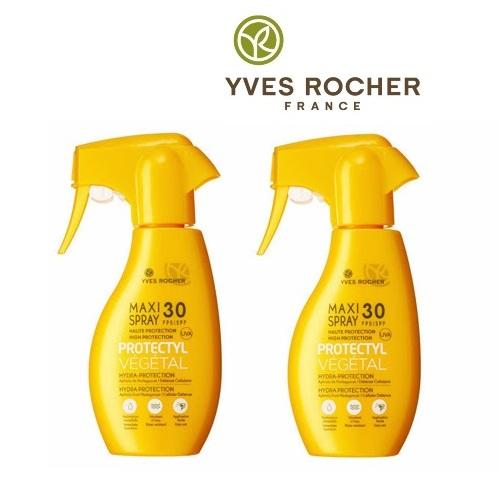 Kem chống nắng dạng xịt Yves Rocher 50ml