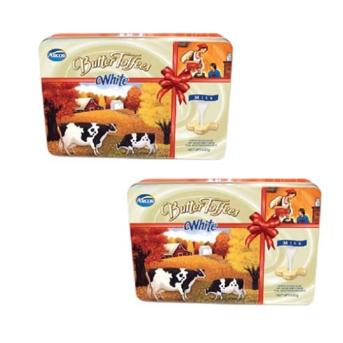 Kẹo ngoại Butter Toffees White 320gr