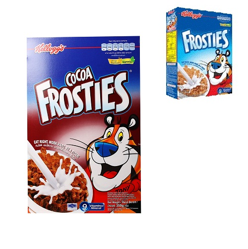 Bánh ăn sáng Cocoa Frosties 200gr