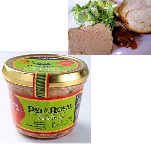 Pate Royal Vịt 180gr