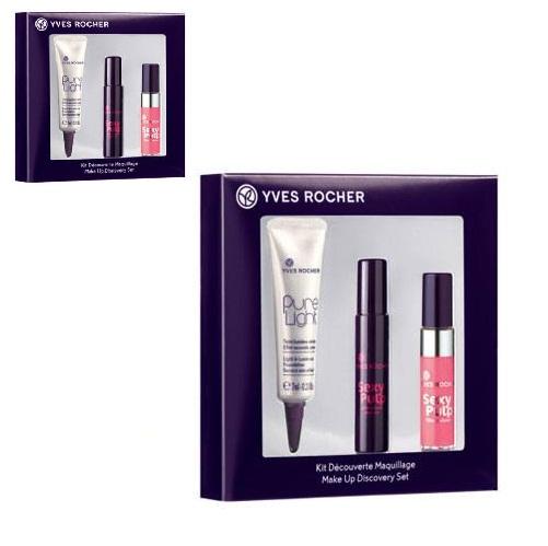 Bộ kit trang điểm mini hiệu Yves Rocher