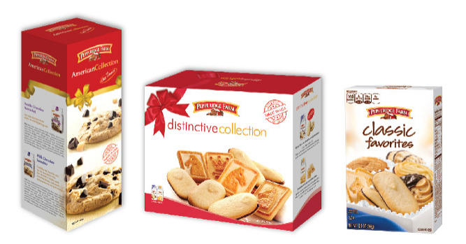 Hộp quà bánh Pepperidge Farm Collection Cookies 424g