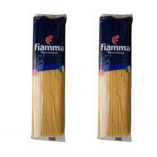 Mỳ sợi dẹt số 14 hiệu Fiamma 500gr