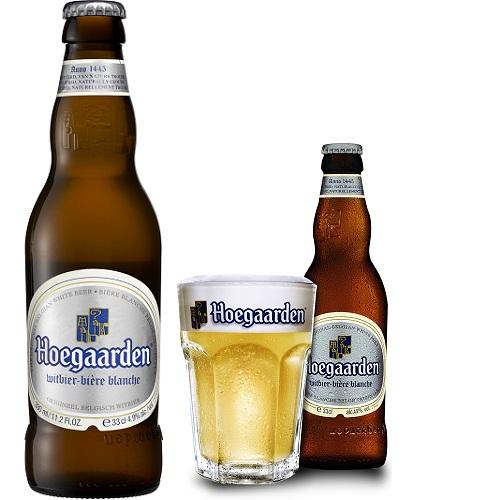 Bia Hoegaarden 5%-33cl