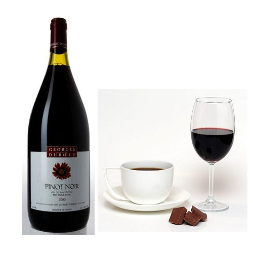 Vang đỏ Georges Duboeuf Pinot Noir 75cl