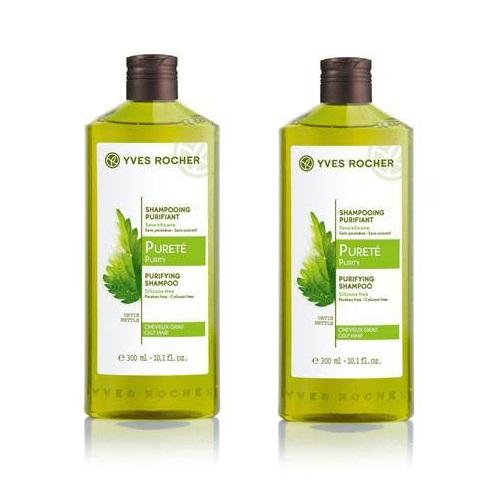 Dầu gội dành cho tóc dầu hiệu Yves Rocher 300ml