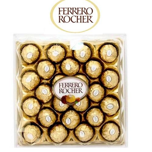 Socola Ferrero Rocher hộp 24 viên