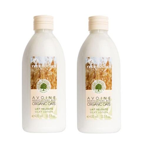 Sữa dưỡng thể hương yến mạch Yves Rocher 400ml