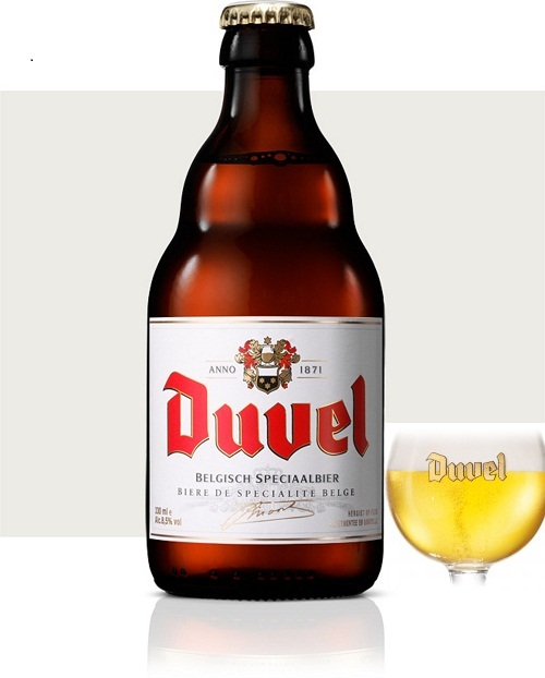 Bia Duvel 9% - 33cl