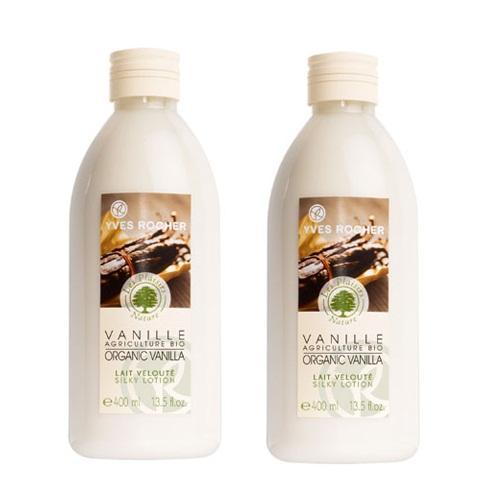 Sữa dưỡng thể hương Vani Yves Rocher 400ml