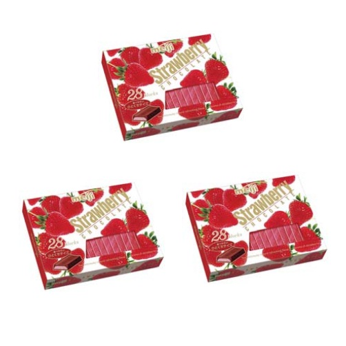 Kẹo Strawberry Chocolate 130gr