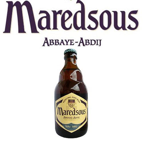 Bia Maredsous vàng 6%-33cl