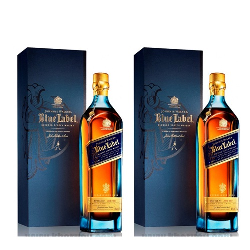 Rượu Johnnie Walker xanh Blue 75cl