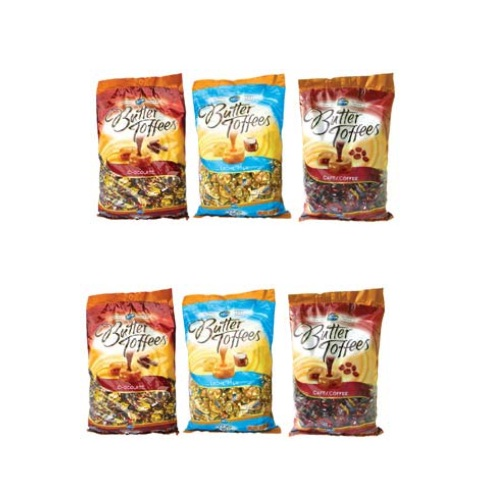 Kẹo Butter Toffees Chocolate 957gr