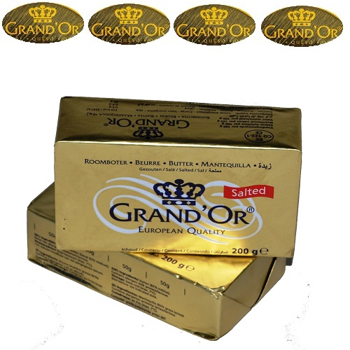 Bơ mặn Grand Or Unilac 200g