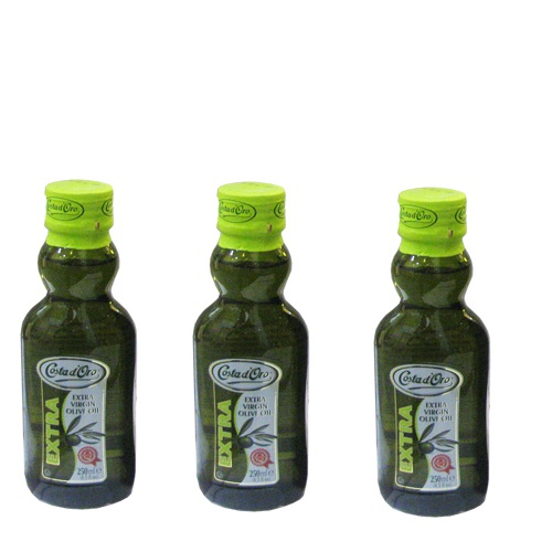 Dầu Olive Virgin 250ml hiệu Costa D Oro