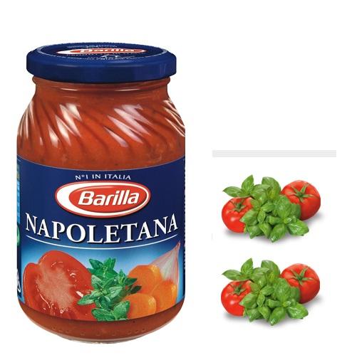 Sốt cà Barilla Napoletana - lọ 400gr