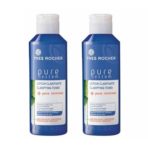 Nước hoa hồng cho da mụn Pure System hiệu Yves Rocher