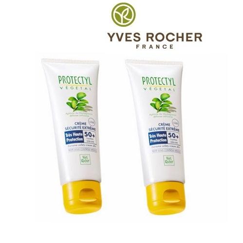 Kem chống nắng SPF 50 Yves Rocher 50ml