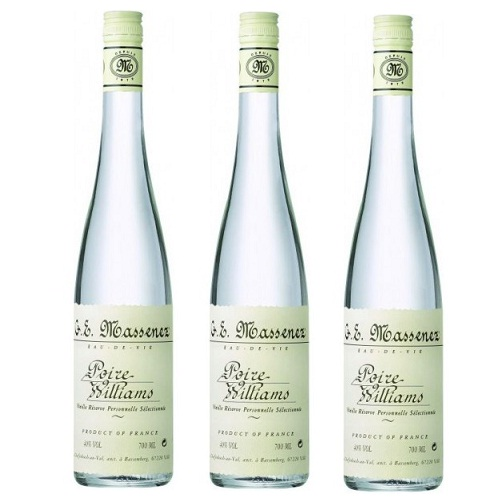 Rượu mạnh Massenez Poire Williams 70cl