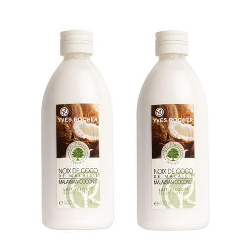 Sữa dưỡng thể hương Dừa Yves Rocher 400ml