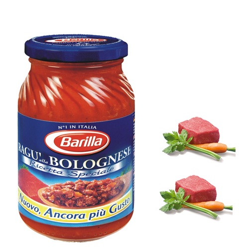 Sốt thịt  Barilla Bolognese - lọ 400gr