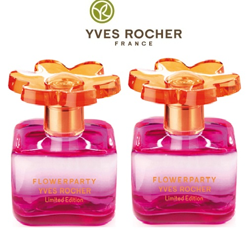 Nước hoa Flower Party hiệu Yves Rocher 30ml