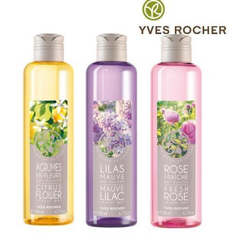 Sữa tắm hương hoa Yves Rocher 200ml