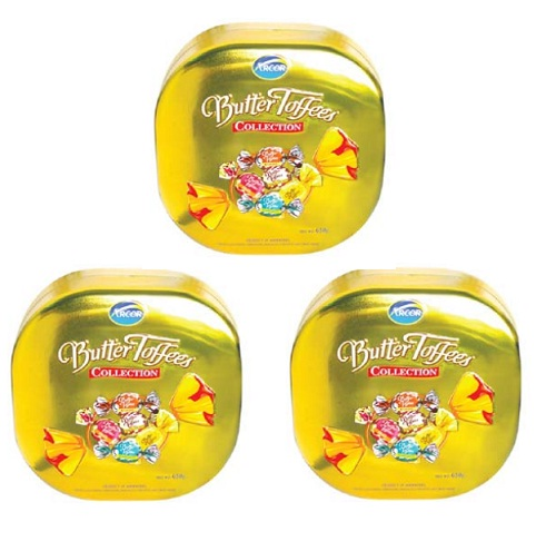 Kẹo Argentina Butter Toffees 650gr