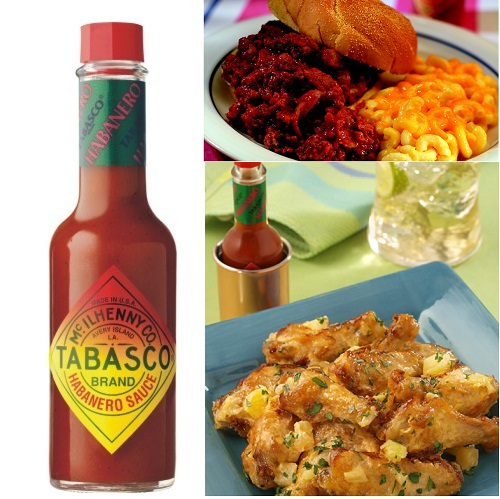 Sốt ớt Tabasco vị Habanero 60ml