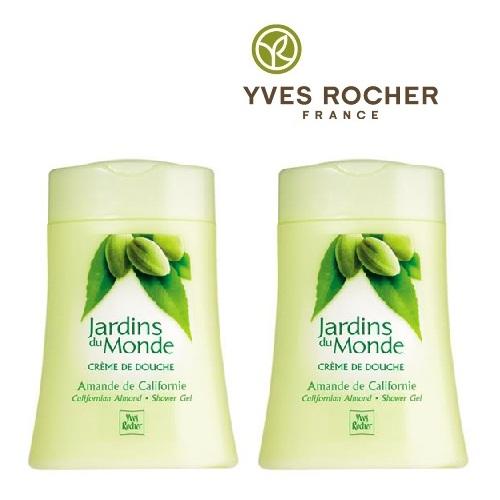 Sữa tắm hương hạnh nhân Yves Rocher 200ml