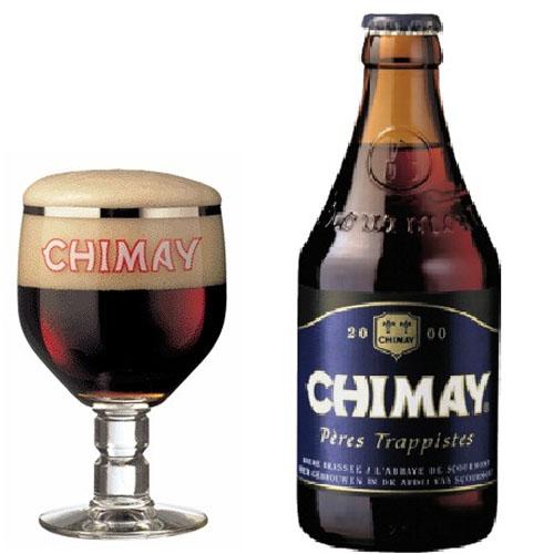 Bia Chimay xanh 9%-33cl
