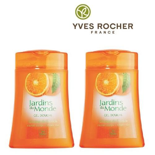 Sữa tắm hương cam Yves Rocher 200ml