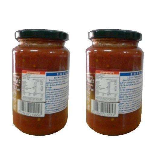 Sốt mỳ cao cấp Spaghetti Arrabbiata 350gr