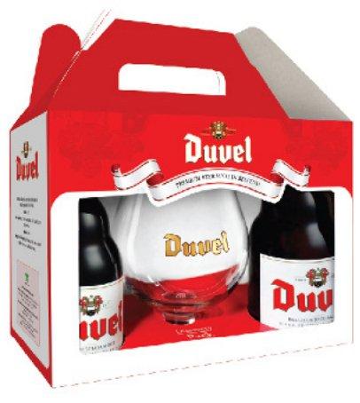 Hộp quà bia  Duvel
