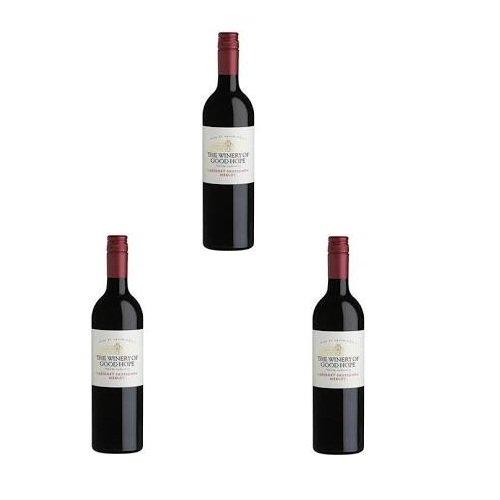 Rượu vang đỏ The Winery of Good Hope Cabernet Sauvignon Merlot 75cl
