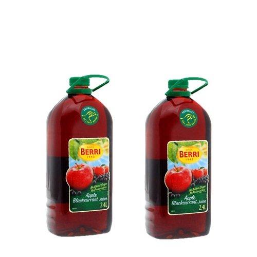 Nước ép táo dâu rừng không đường 2.4L