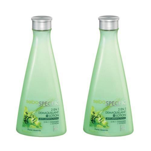 Sữa rửa mặt gel Sebo Specific Yves Rocher
