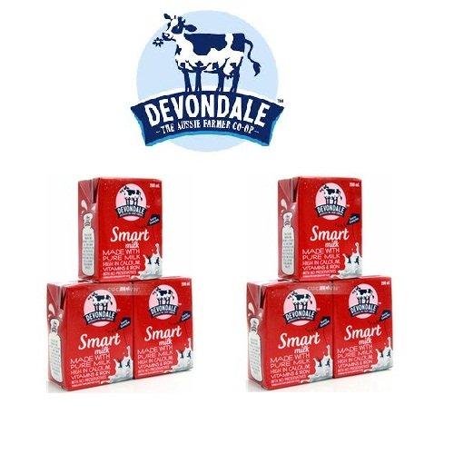 Sữa tươi giàu canxi Devondale 200ml - Còn hàng