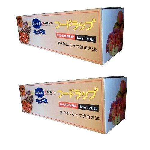 Màng bọc cao cấp TP PVC 30cm x ĐT300