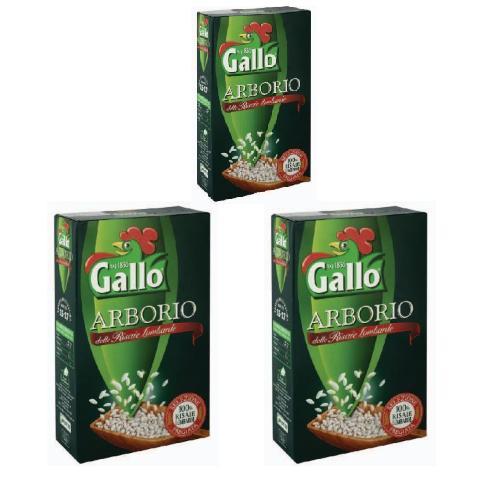 Gạo Risogallo Arborio 1kg