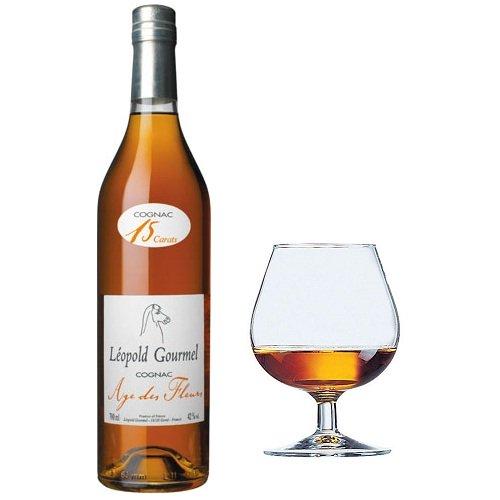 Rượu L.Gourmel Cognac Age des Fleurs 70cl