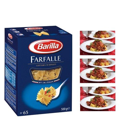 Mỳ Farfalle mì quạt số 65 Hộp 500gr