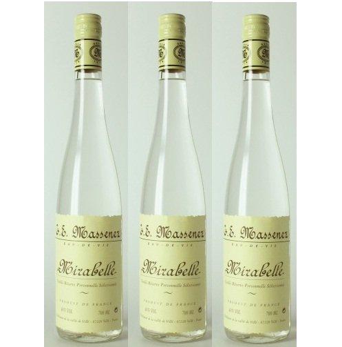 Rượu mạnh Massenez Mirabelle 70cl