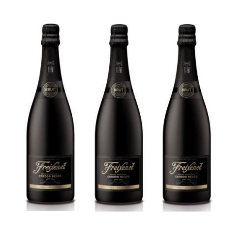 Rượu vang đỏ Freixenet Cordon Negro Brut 75cl