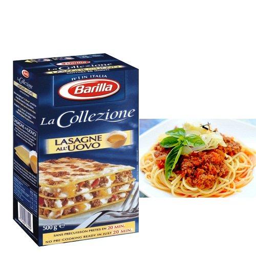 Mỳ Ý Lasagne mì lá số 199 - Hộp 500gr