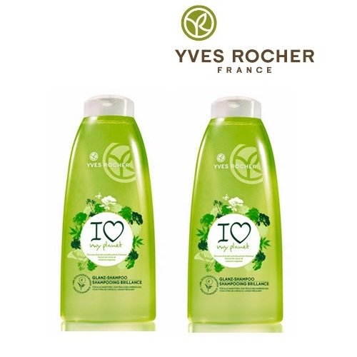 Dầu gội I Love My Planet hiệu Yves Rocher 300ml