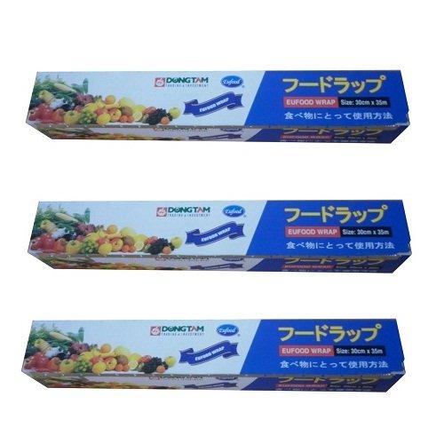 Food Wrap Màng bọc 30cm x 35m