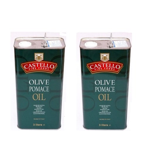 Dầu oliu hiệu Castello Pomace 3L