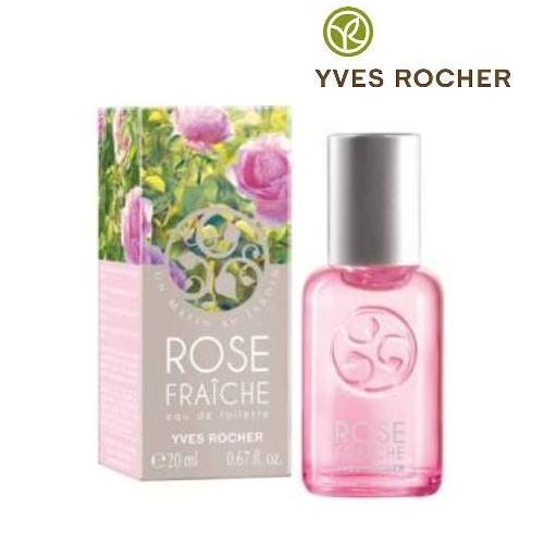 Nước hoa chiết xuất từ hoa hồng 20ml